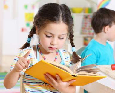 كيف يمكن أن أعد طفلي للقراءة؟